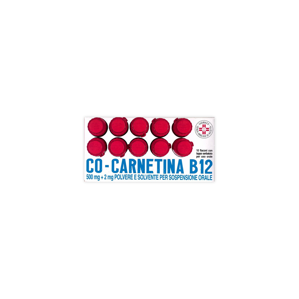 COCARNETINA B12%OS 10FL 10ML