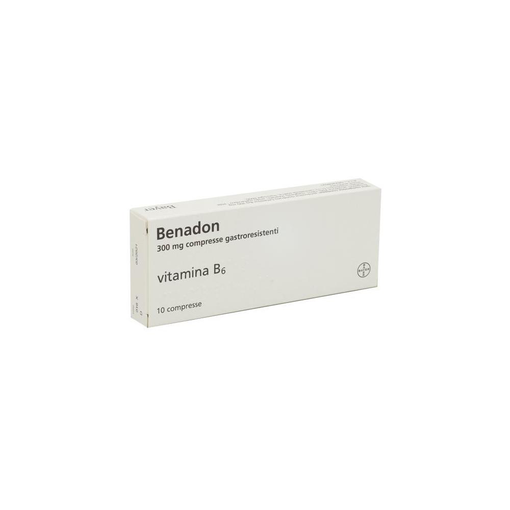 BENADON%10CPR GASTRORES 300MG