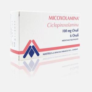 MICOXOLAMINA%6OV VAG 100MG
