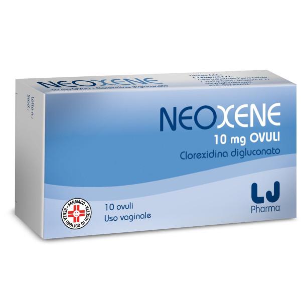 NEOXENE%10 OV VAG 10MG