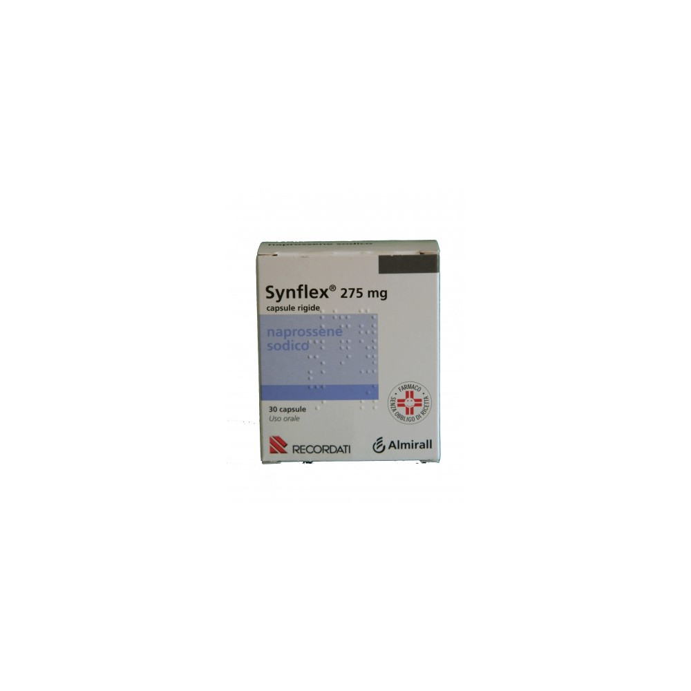 SYNFLEX%30CPS 275MG