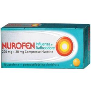NUROFEN INFLUEN RAFFREDD%12CPR