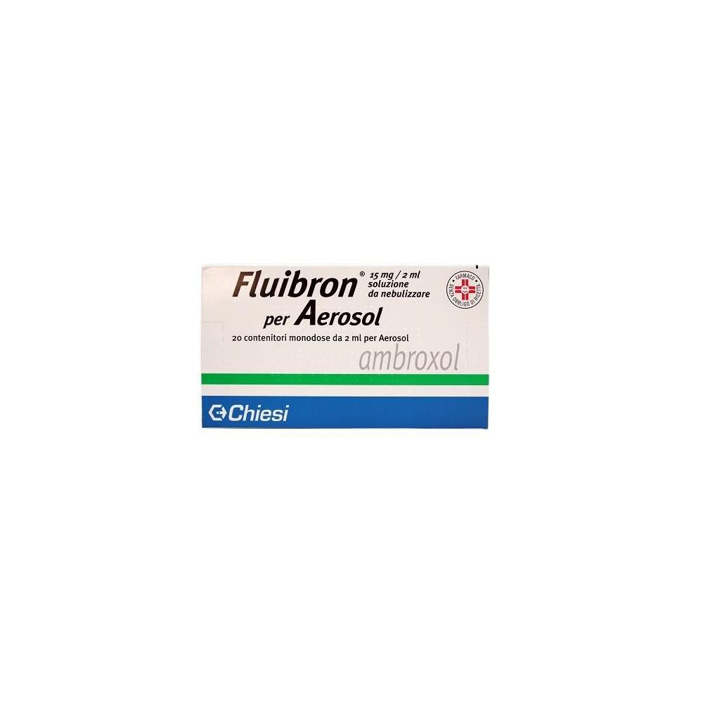 FLUIBRON%AER 20FL 15MG 2ML