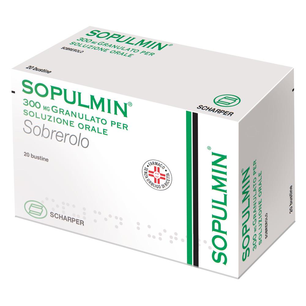 SOPULMIN%OS GRAT 20BUST 300MG