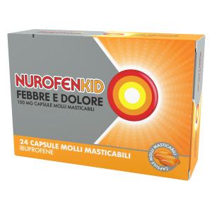 NUROFENKID FEB DOL%24CPS 100MG