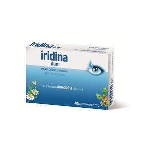 IRIDINA DUE%COLL 10FL0,5ML0,05