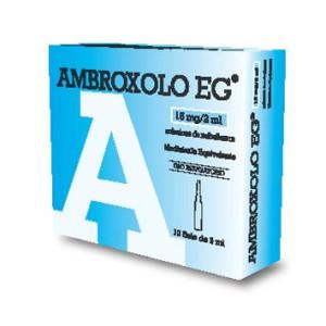 AMBROXOLO EG%AER 10F 15MG 2ML