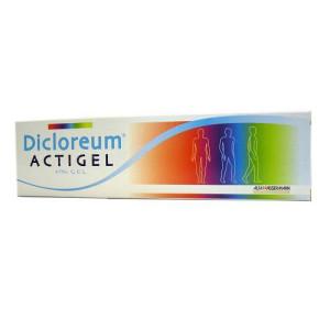 DICLOREUM ACTIGEL%GEL 50G 1%