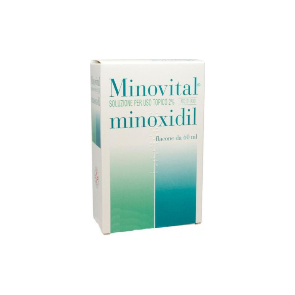 MINOVITAL%CUT SOLUZ 60ML 2%
