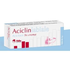 ACICLINLABIALE%CREMA 2G 5%