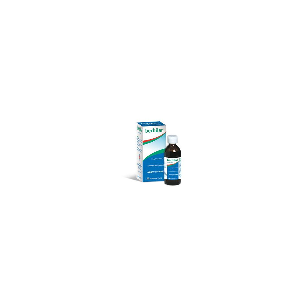 BECHILAR%SCIR FL 100ML 3MG/ML