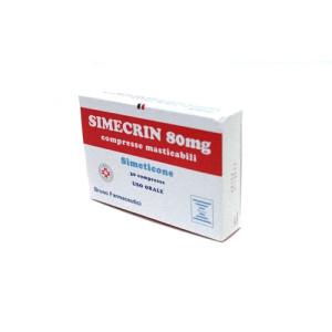 SIMECRIN%30CPR MAST 80MG