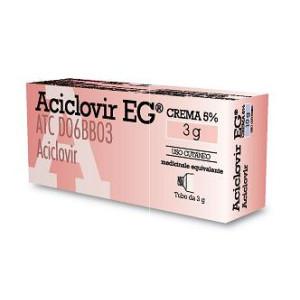 ACICLOVIR EG%CR 3G 5%