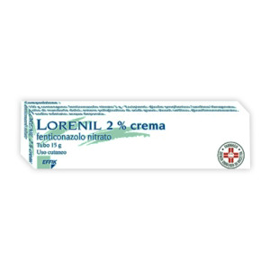 LORENIL%CREMA 15G 2%