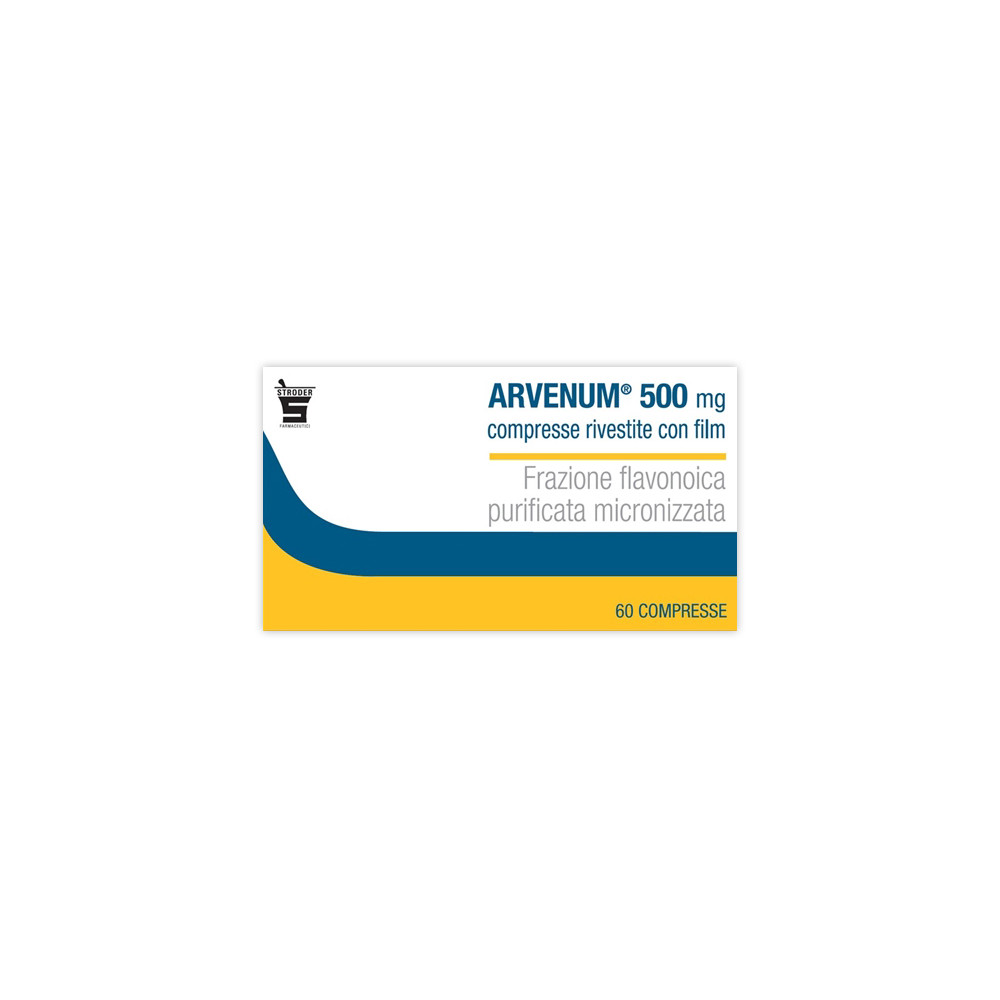 ARVENUM%60CPR RIV 500MG