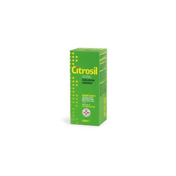 CITROSIL%SOL CUT 200ML 0,175%