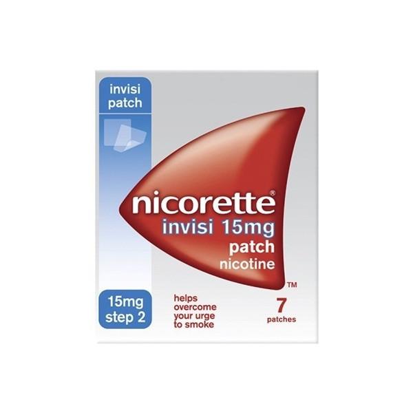 NICORETTE%7CER TRANSD 15MG/16H