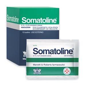 SOMATOLINE%EMULS 15BS 0,1+0,3%