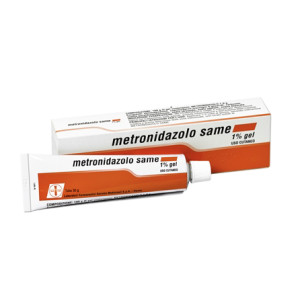 METRONIDAZOLO SAME%GEL 30G 1%
