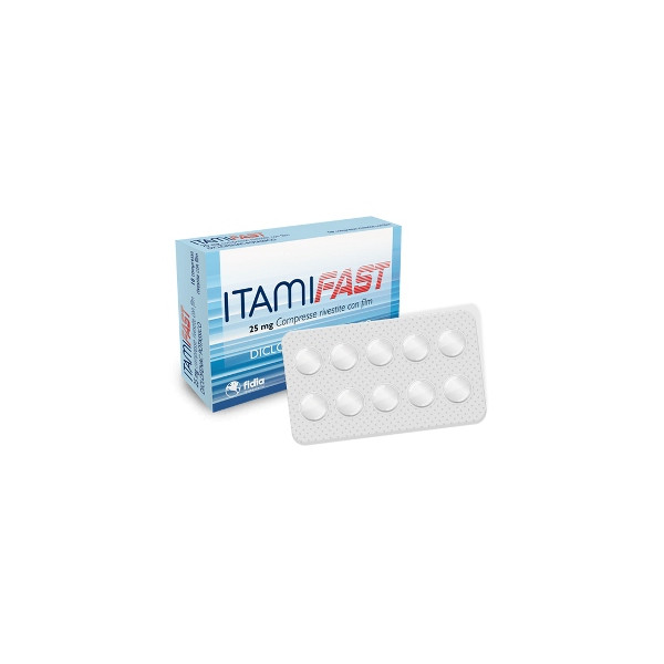 ITAMIFAST%10CPR RIV 25MG
