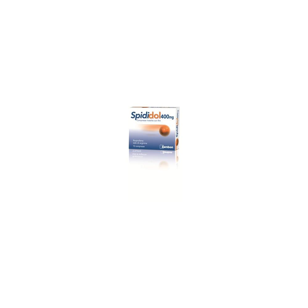 SPIDIDOL%12CPR RIV 400MG