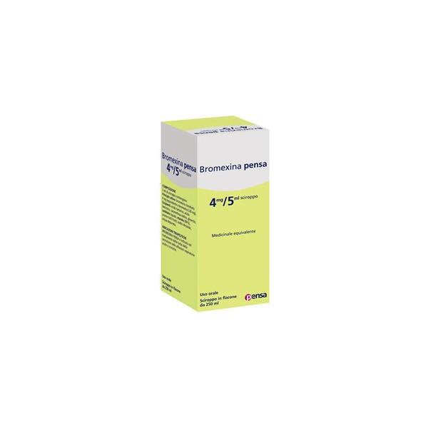 BROMEXINA PE%SCIR 250ML4MG/5ML