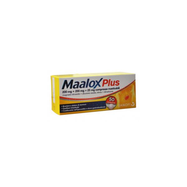 MAALOX PLUS%50CPR MAST