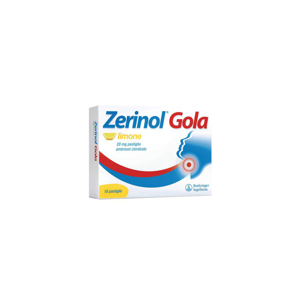 ZERINOL GOLA LIMO%18PAST 20MG