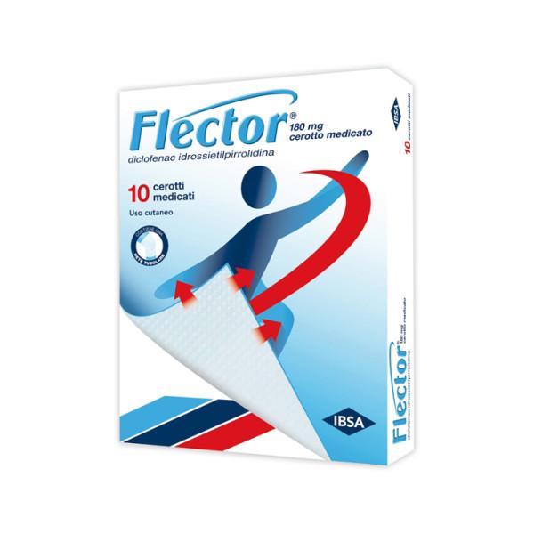 FLECTOR%10CER MEDIC 180MG