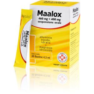 MAALOX%OS 20BUST 460MG+400MG