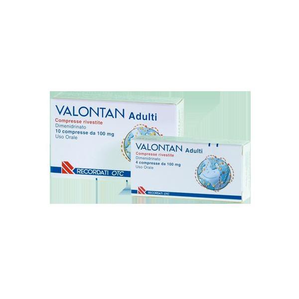 VALONTAN%4CPR RIV 100MG