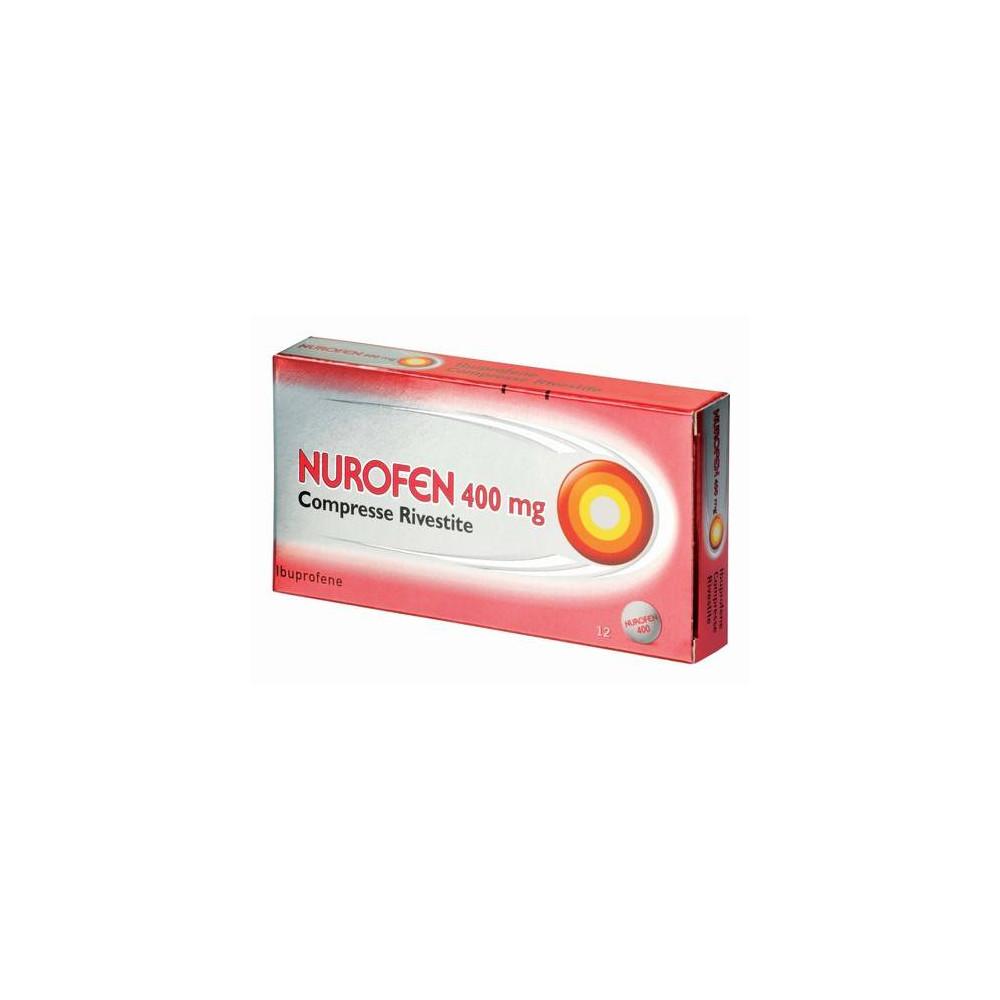 NUROFEN%12CPR RIV 400MG PVC/AL