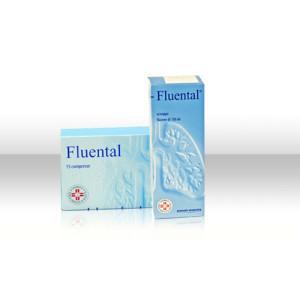 FLUENTAL%SCIR 150ML 12,8+8MG/M