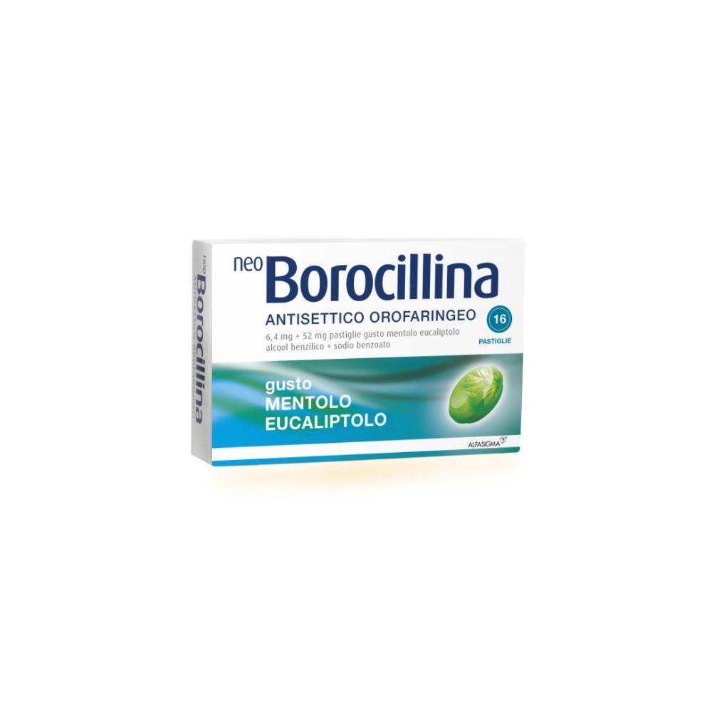 NEOBOROCILLINA ANTISETTICO OR%16PAS MENTA