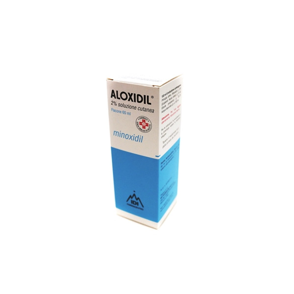 ALOXIDIL%SOLUZ 60ML 20MG/ML