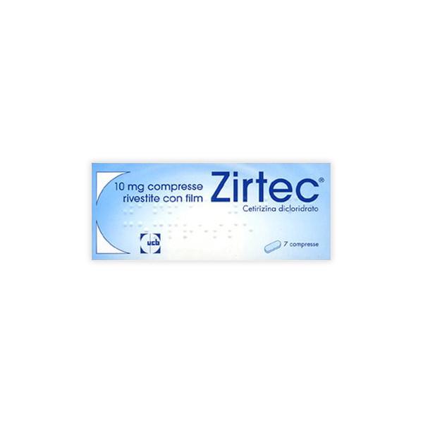 ZIRTEC%7CPR RIV 10MG