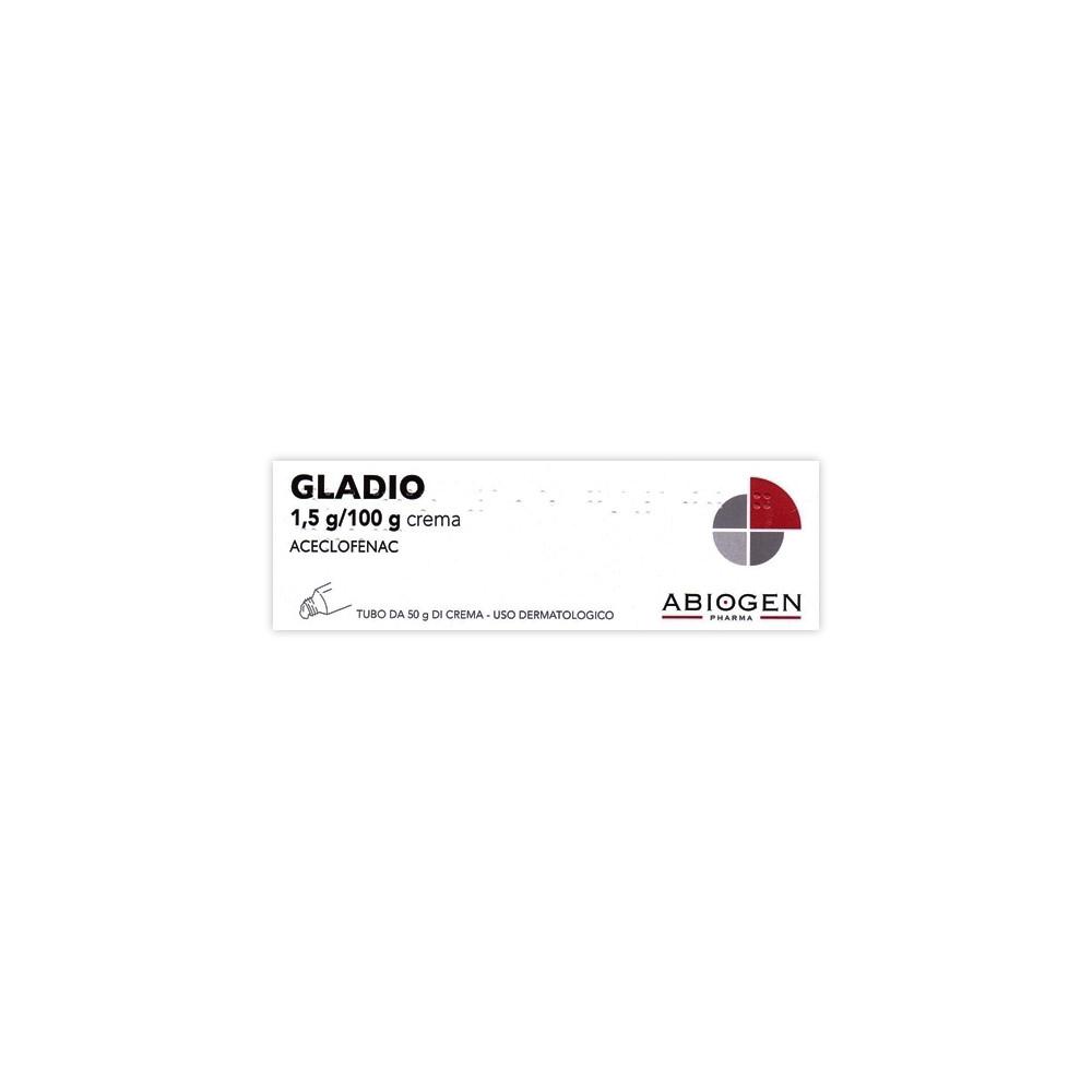 GLADIO%CREMA 50G 1,5G/100G