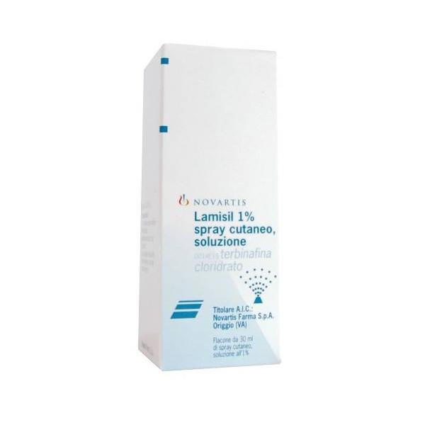 LAMISIL%SPRAY CUT FL 30ML 1%