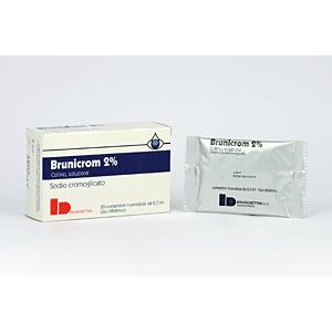 BRUNICROM%COLL 20CONT 0,3ML 2%
