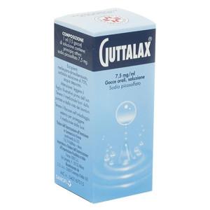 GUTTALAX%OS GTT 15ML 7,5MG/ML