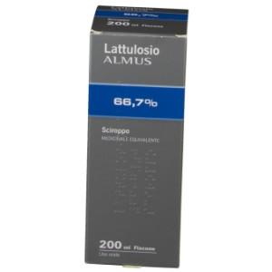 LATTULOSIO ALMUS%SCIR FL 200ML
