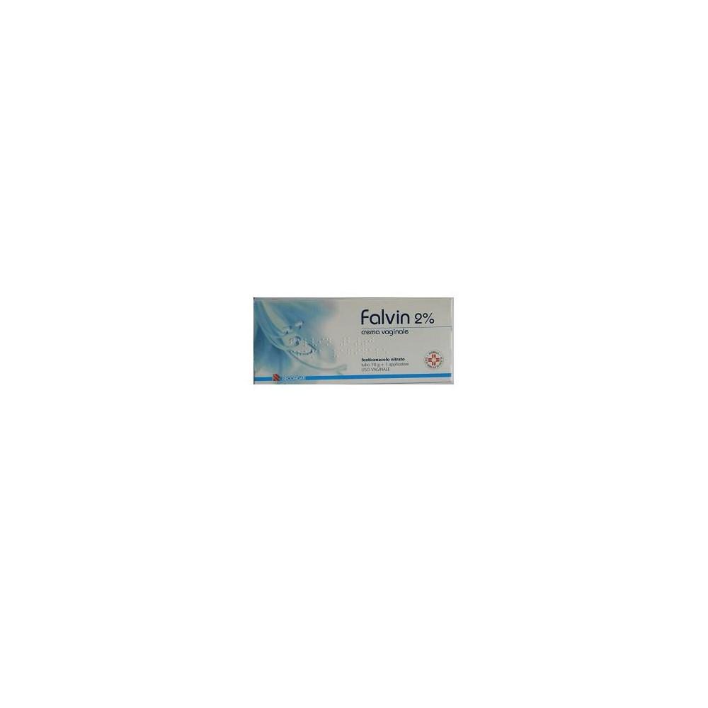 FALVIN%CREMA VAG 78G 2%+1APPL