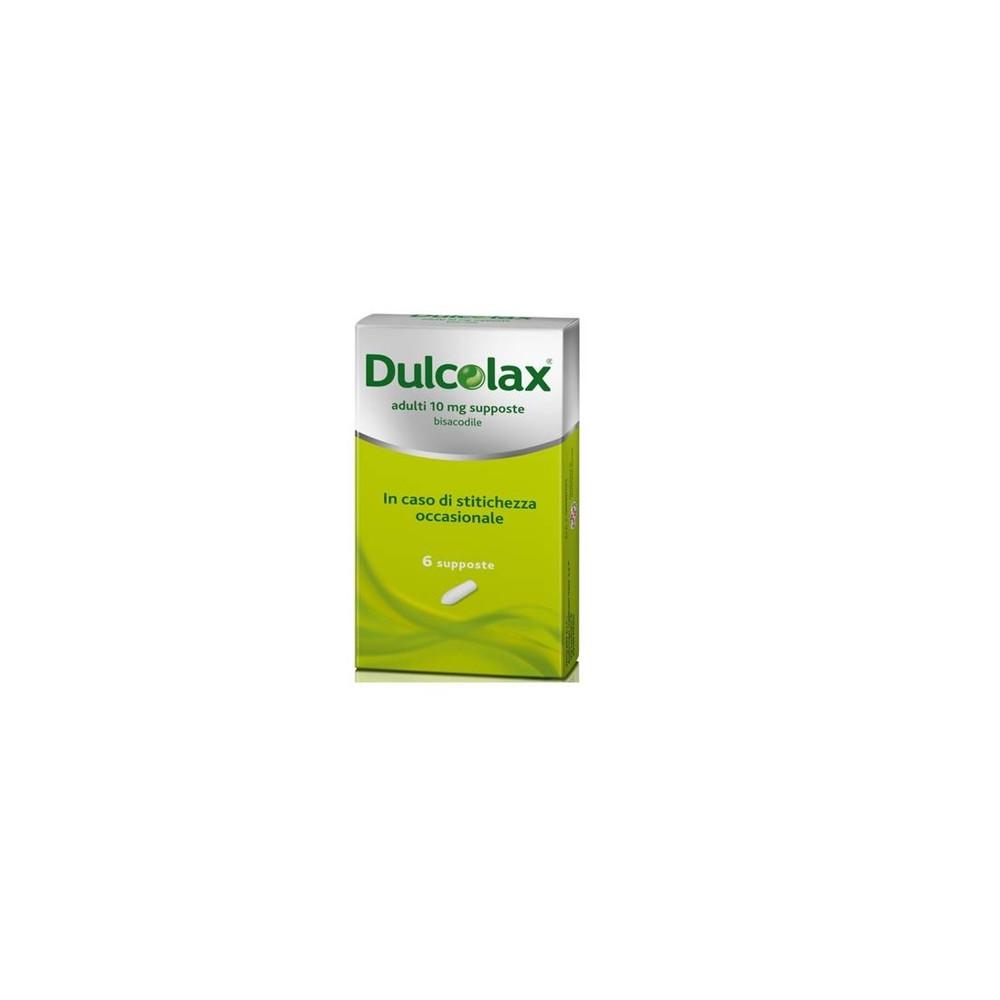 DULCOLAX%AD 6SUPP 10MG