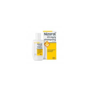 NIZORAL%SHAMPOO FL 100G 20MG/G