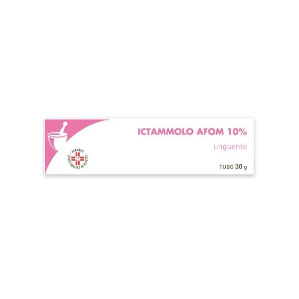 ICTAMMOLO AFOM%10% UNG 30G