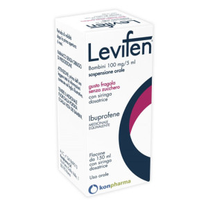 LEVIFEN%OS 150ML 100MG/5ML FRA