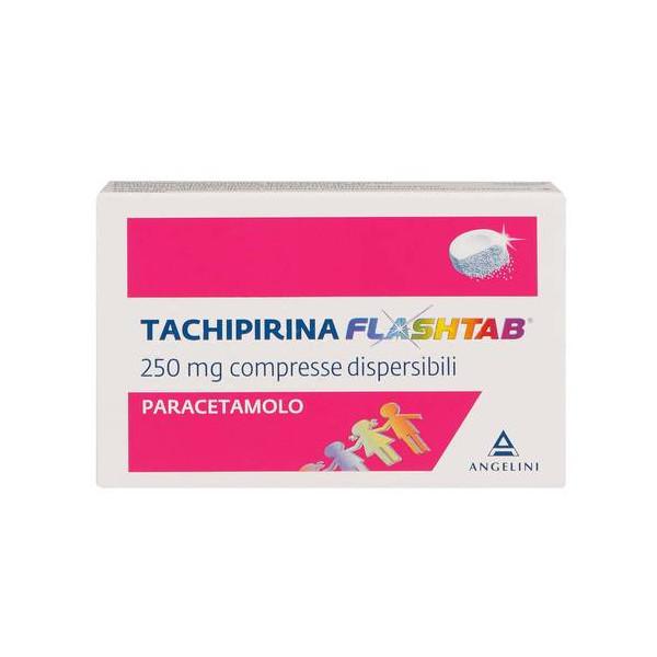 TACHIPIRINA FLASHTAB%12CPR 250