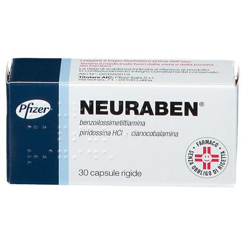 NEURABEN%30CPS 100MG