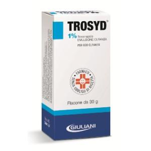 TROSYD%EMULS CUT 30G 1%