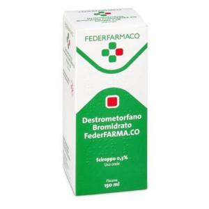 DESTROMETORFANO BR FEDER%150ML